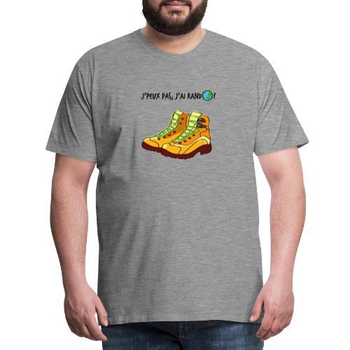 J'peux pas, j'ai rando ! - T-shirt Premium Homme