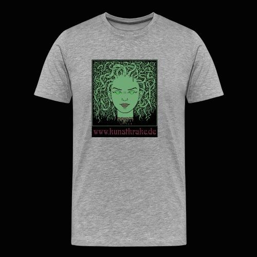 medusa20 Kopie - Männer Premium T-Shirt
