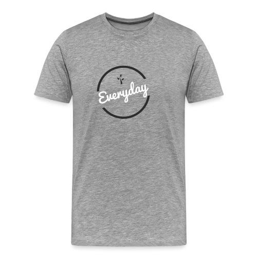 Everyday - Premium-T-shirt herr