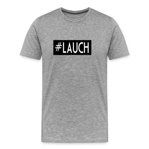 lauch farbe 2 - Männer Premium T-Shirt
