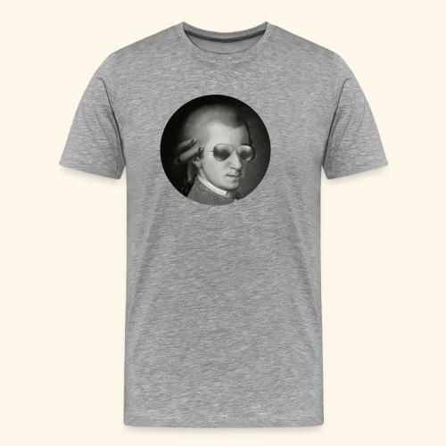 Aviator Mozart - T-shirt Premium Homme