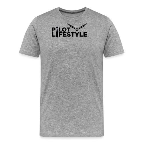 Pilot Lifestyle - Men's Premium T-Shirt