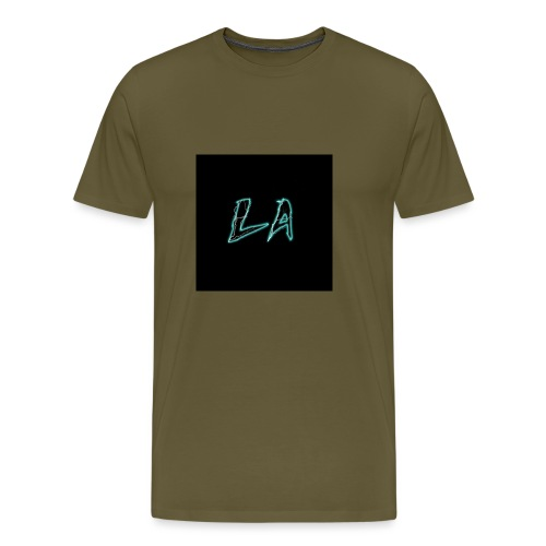 LA 2.P - Men's Premium T-Shirt