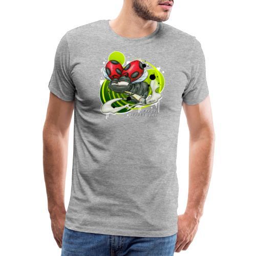 Marienkiffer - Männer Premium T-Shirt