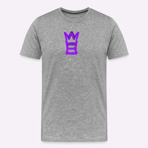 M8 mit Krone - Männer Premium T-Shirt