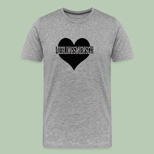 Liebling - Männer Premium T-Shirt