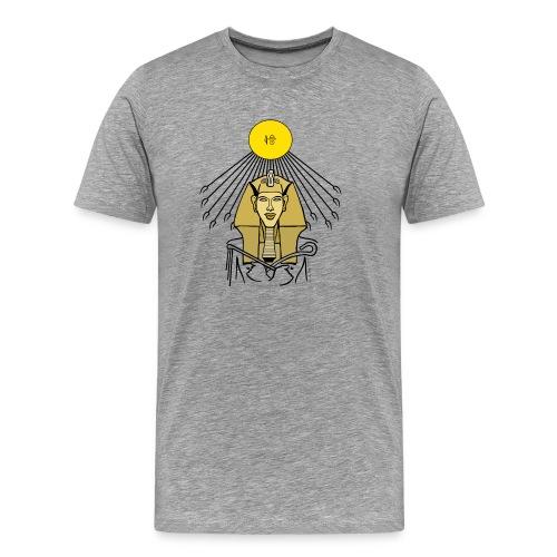 Echnaton der Sonnenkönig - Männer Premium T-Shirt