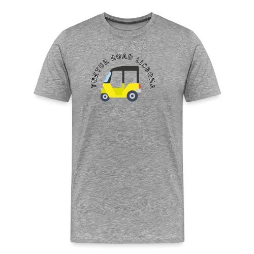 TukTuk Road - Maglietta Premium da uomo