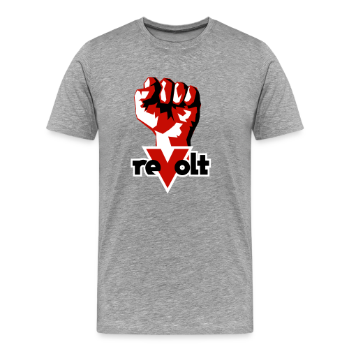 REVOLT - Men's Premium T-Shirt