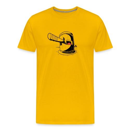 De Hamer van het Gerecht - T-shirt Premium Homme
