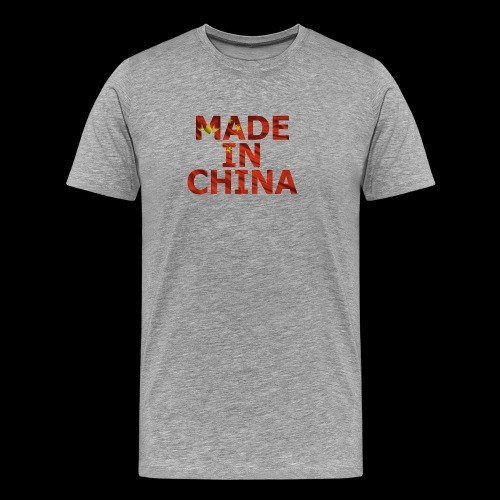 made in china - T-shirt Premium Homme