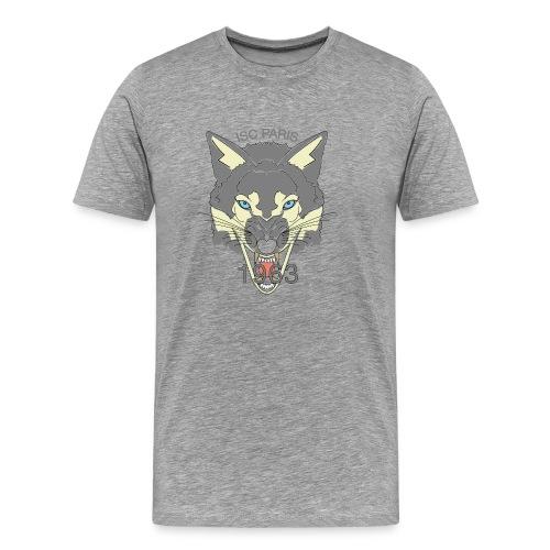 Loup ISC Promo - T-shirt Premium Homme