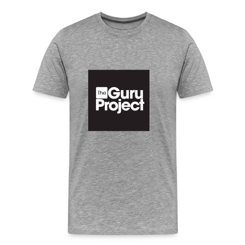 GURU jpg - Men's Premium T-Shirt