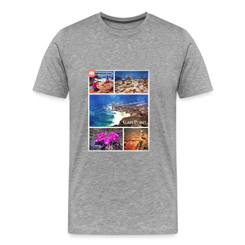 Cape Point - Männer Premium T-Shirt