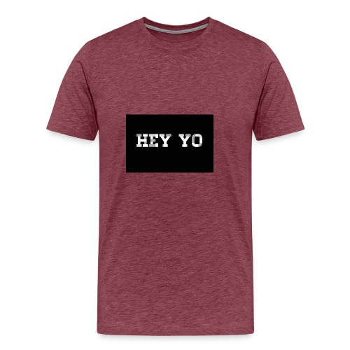 Hey yo - T-shirt Premium Homme