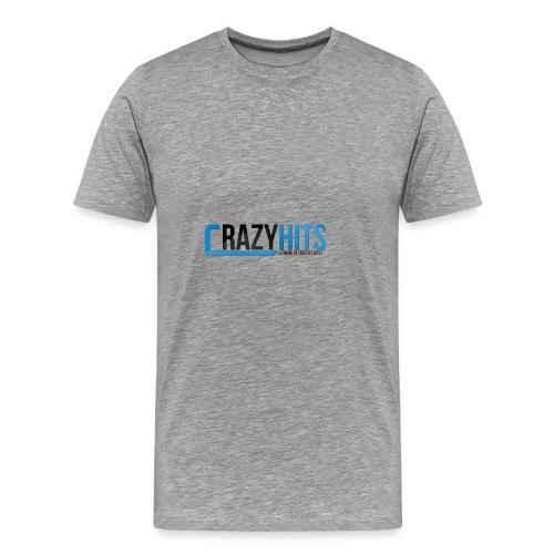 CrazyHIT - T-shirt Premium Homme