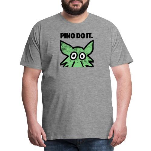 PINO DO IT - Maglietta Premium da uomo