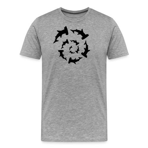 rekiny 3 - Men's Premium T-Shirt