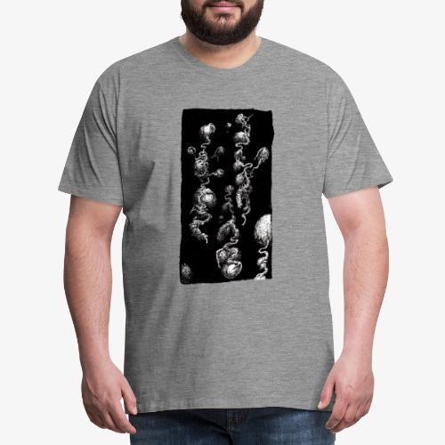 Free-Floating Organic Aberrations - Men's Premium T-Shirt