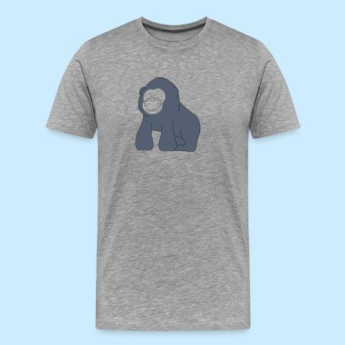 Baby Gorilla - Men's Premium T-Shirt
