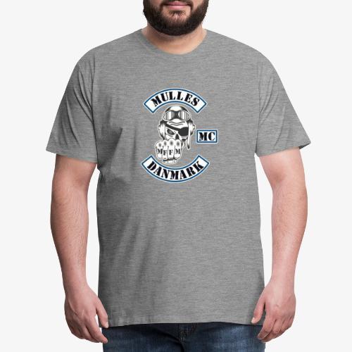 Mulles Mc - Herre premium T-shirt