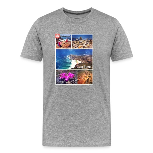 Cape Point - Männer Premium T-Shirt
