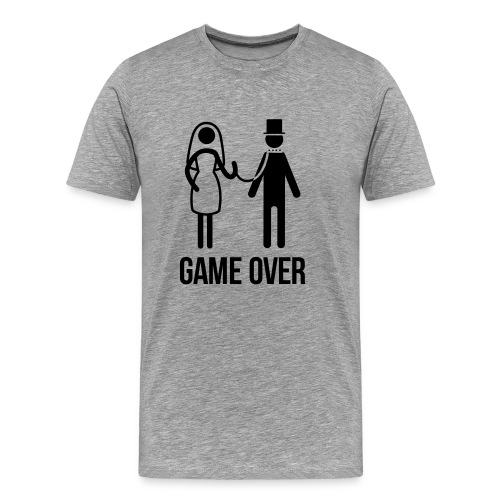 vrijgezellenfeest bachelor party - Mannen Premium T-shirt