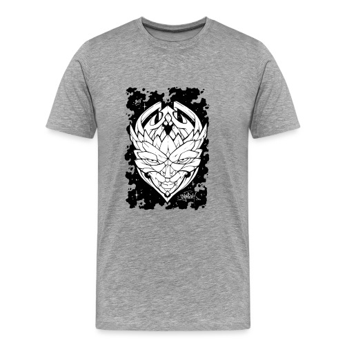 Galactic Stranger - Comics Design - T-shirt Premium Homme