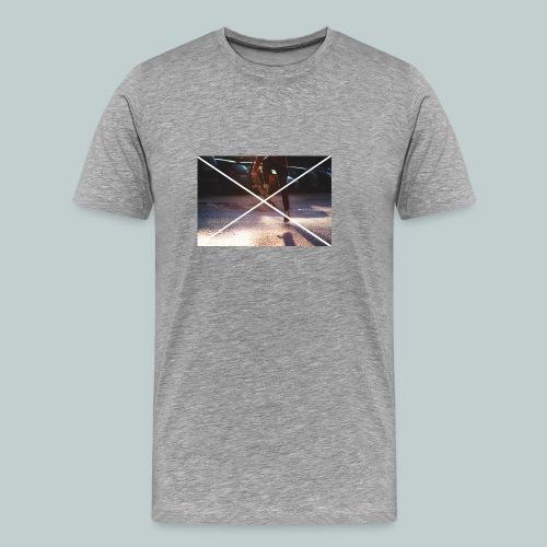 Skate-Hoodie&T-Shirt - Männer Premium T-Shirt