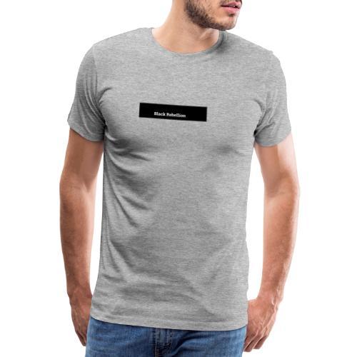 Black Rebellion - T-shirt Premium Homme