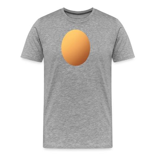 egg - Männer Premium T-Shirt