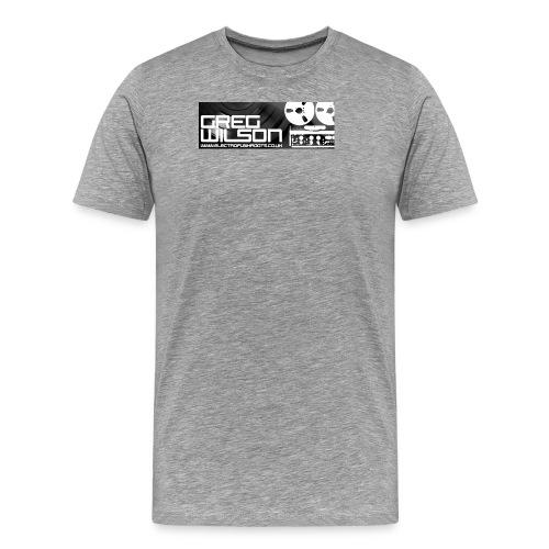 GW Logo 2 - Men's Premium T-Shirt