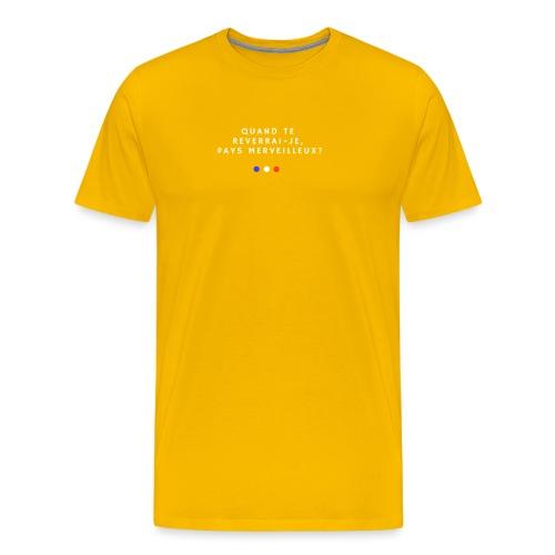 Pays Merveilleux - T-shirt Premium Homme