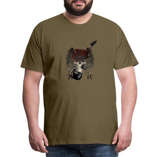 Metal Patch - Männer Premium T-Shirt
