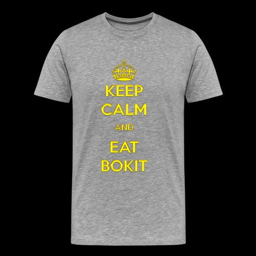 Bokit Keep Calm - T-shirt Premium Homme