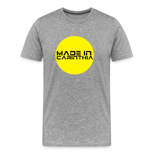 madeincarinthia - Männer Premium T-Shirt