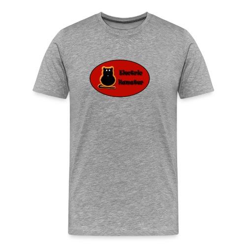 electrichamster - Camiseta premium hombre