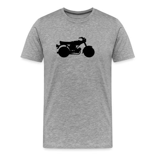 Moped 0MP01 - Men's Premium T-Shirt