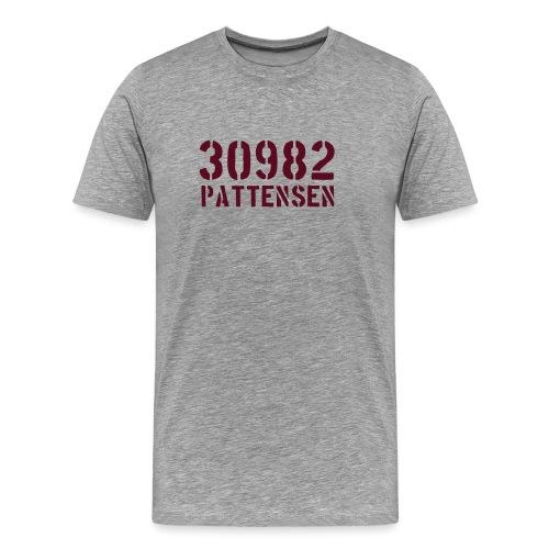 30982 Pattensen - Männer Premium T-Shirt