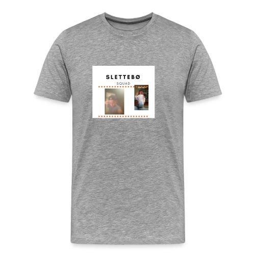 SQUAD - Premium T-skjorte for menn