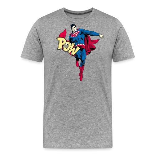 Pow - Männer Premium T-Shirt