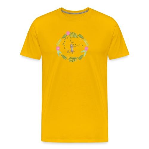 Mikey monkey - Maglietta Premium da uomo