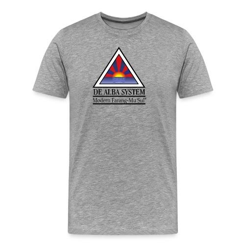 Triangle Logo MFMS - Männer Premium T-Shirt