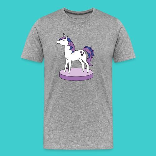 Unicorn - Mannen Premium T-shirt