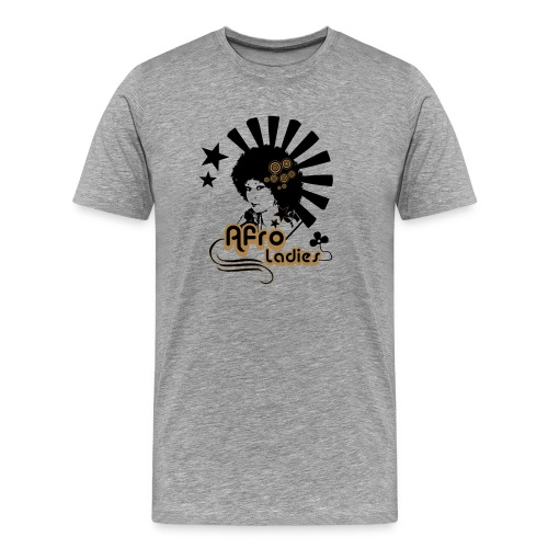 Afro ladies - T-shirt Premium Homme