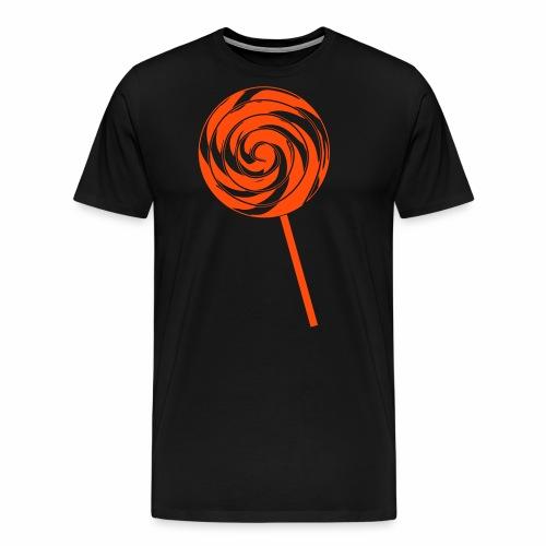 Retro Lolly - Männer Premium T-Shirt