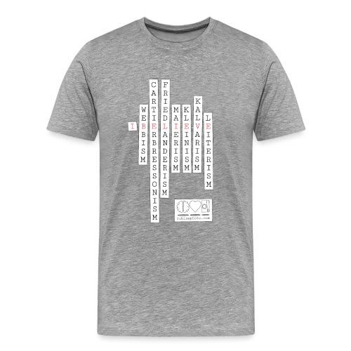 CAMISETA I BELIEVE - Camiseta premium hombre