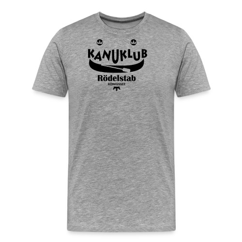 Kanuklub Rödelstab - Männer Premium T-Shirt