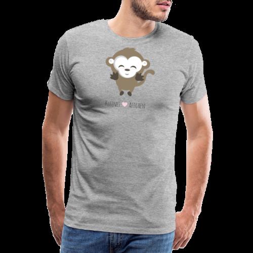kleines Äffchen - Männer Premium T-Shirt