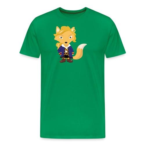 Renard Guybrush - T-shirt Premium Homme